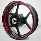 Motorcycle Rim Wheel Decal Accessory Sticker for Suzuki RF900R