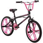 Bikes For Girls 20 Inch Bicycle Bmx Freestyle Outdoor Boys Sport Racing Mongoose