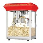 Popcorn Popper Machine Home Theater Vintage Old Fashioned Antique Commercial Hot