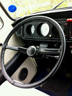 CLASSIC LEATHER STEERING WHEEL COVER GLOVE WRAP VW CAMPER T2 T3 T25 T4 T5