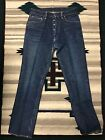 LEVI 501 Vintage Pre 1945 Redline Big E Double X Denim Jeans 33x33 Cotton