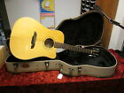 Alvarez Masterwork Series All Solid Woods ele/acc. MD90C With Hard Shell Case