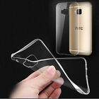 Soft Silicone TPU Case Thin Crystal Clear Transparent Cove For HTC Desire 10 Pro