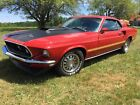 1969 Ford Mustang Mach 1 Fresh Restoration