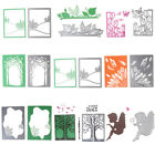 New Metal Stencil Cutting Dies Embossing Scrapbooking Craft Accessory Tool