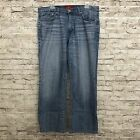 LUCKY BRAND Mens 361 Vintage Straight Distressed Denim Jeans Size 34 Inseam 30