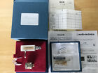 audio technica AT33R MC cartridge 40th Anniversary Limited Edition USED F/S
