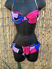 NEW Le FOGLIE MARE 2 PIECE Summer SWIMSUIT Women Girl Petite Italy size 4