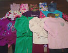 USED 19 PC LOT OF BABY TODDLER GIRL CLOTHES 24 MONTHS 2T EUC VGUC