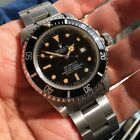 Rolex 16660 Sea Dweller- Never polished and barely worn