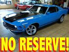 1970 Ford Mustang Mach 1 Tribute NO RESERVE 1970 Ford Mustang FASTBACK Mach 1 351 SHAKER RESTORED 69 BOSS SHELBY