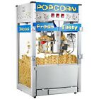 Buttered Theater Popcorn Commercial Countertop Machine Fresh Movie Snacks Kernel