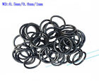 O-ring Wire Diameter 0.50.81mm Seals Nbr Rubber Oil Resistant Sealing Ring Top