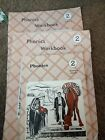 Rod And Staff Publishers Bible Nurture And Reader Series Phonics 2 lot