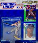 1993 - Starting Lineup / MLB - Larry Walker Montreal Expos - 2 Trading Cards OOP