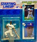1993 - Starting Lineup / MLB - Gary Sheffield San Diego Padres - 2 Trading Cards