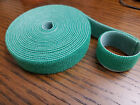 VELCRO Brand Reusable ONE WRAP Strap Dbl Sided 3 4 X 12ft 4 yards Green