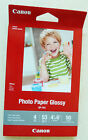 Canon Photo Paper Plus Glossy II 4 X 6 50 sheets New  Sealed in Package