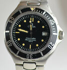 Vintage Mens Omega Seamaster Professional 200M 396.1062 Watch 100% Auth Pre-Bond