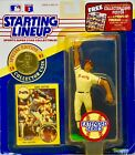 1991  Kenner / Starting Lineup Dave Justice - Braves - Extended Series - Spl Ed