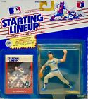 1988  Kenner / Starting Lineup Ted Higuera - Brewers - Action Figure
