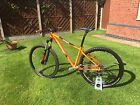 Orange Clockwork 29er Mountain Bike Size Medium