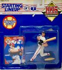 1995 Kenner / Starting Lineup - Jose Canseco - Red Sox - Figure