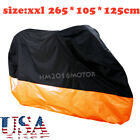 XXL Waterproof Outdoor Motorcycle Cover Fit Yamaha Roadliner S XV1900 Midnight