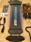 Total Gym XLS Home Gym Pilates Kit Dip Bars Ab Crunch Attachments Press Up Bars