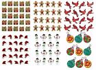 JOLEES BOUTIQUE Dimensional Repeat Stickers  CHRISTMAS NEW YEAR Themes NEW