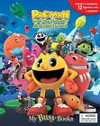 NEW My Busy Book PAC-MAN & The Ghostly Adventures Storybook & 12 Figurines