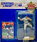 1995 Kenner / Staring Lineup Jeff Kent #12 - NY Yankees - Figure