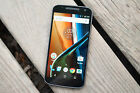 Motorola Moto G4 XT1625 32GB Black Factory Unlocked Smartphone Cell Pho