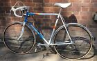 Vintage 1980s Mens French Peugeot Aneto Reynolds 501 Road Racing Bike
