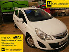 2011 Vauxhall Corsa 12i 16v  85ps  S FINANCE YOUR CAR WITH US