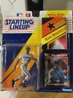Starting Lineup Baseball Seattle Mariners Ken Griffey Jr. w/poster