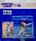 1996 Kenner / Starting Lineup Ron Gant #6 - Reds - Action Figure