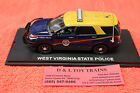 FDU110 2014 Ford West Virginia State Police Car New In Box