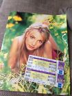 Britney Spears 1999 1st Tour Programme Hit Me Baby One More Time Rare Collectors