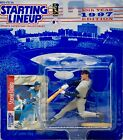 1997 Kenner / Starting Lineup Steve Finley #12 San Diego Padres - Figure