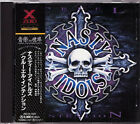NASTY IDOLS Cruel Intention CD JAPAN XRCN-1031 Swedish Sleaze Glam OBI