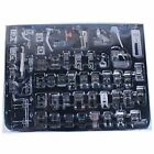 Agile-Shop Professional Domestic 52 pcs Sewing Machine Presser Feet Set for New