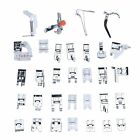 Agile-Shop Professional Domestic 32 pcs Sewing Machine Presser Feet Set for New