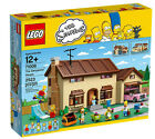 The Simpsons LEGO House (71006) Amazing 3D set New in Box with Minifigures! Doh!