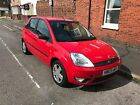 LARGER PHOTOS: FORD FIESTA ZETEC 1.4 2003 1 OWNER FROM NEW ONLY 67000 MILES MOT APRIL 2018!