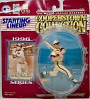 1996 - Starting Lineup / Cooperstown Collection - Mel Ott #4 NY Giants Figure