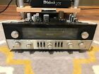 VINTAGE MCINTOSH MX110Z TUBE PREAMPLIFIER GREAT CONDITION TUNER DO NOT WORK