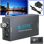 3G SDI To HDMI Video Audio 1080P Converter Adapter Coaxial Cables For TV Camera