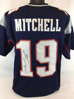 Malcolm Mitchell New England Patriots Signed Autographed Home Jersey JSA