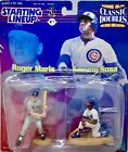 1999 - Hasbro / Starting Lineup Classic Doubles Roger Maris / Sammy Sosa Figures